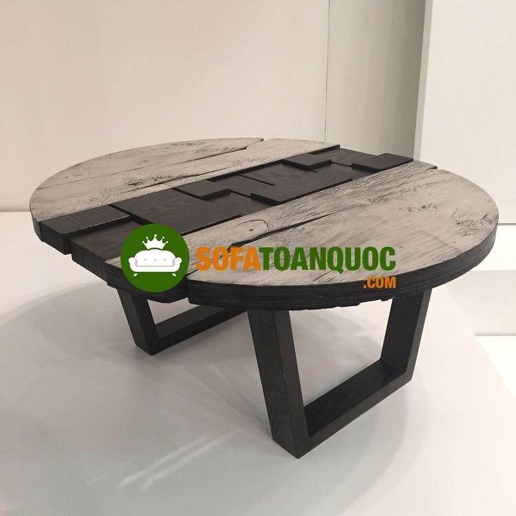 Những mẫu bàn dạng xếp hình cũng là một lựa chọn đáng để gia chủ tham khảo