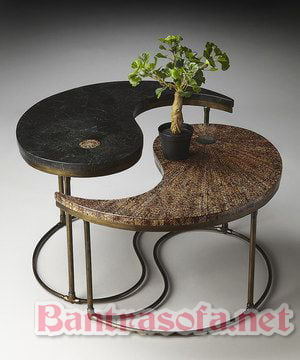 Mang thiên nhiên vào phòng khách khi sử dụng mẫu chậu cây cảnh Bonsai cực đẹp này nhé. Sử dụng chân sắt, chân inox cực kỳ chắc chắn.