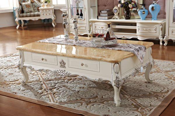 Phong cách tân cổ điển sang trọng, đẳng cấp cho không gian phòng khách