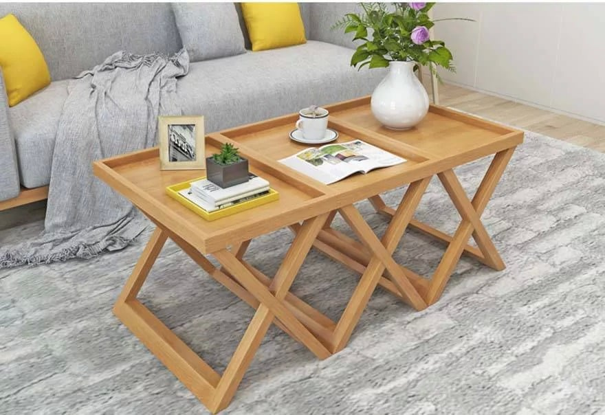 bàn trà sofa đa chức năng