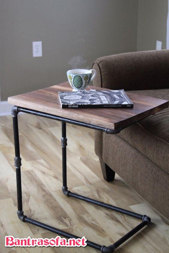 bàn trà sử dụng ngoài ban công
