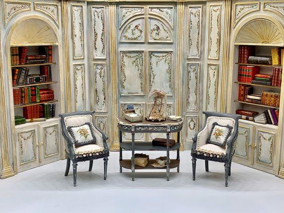 bộ bàn trà phong cách cổ điển