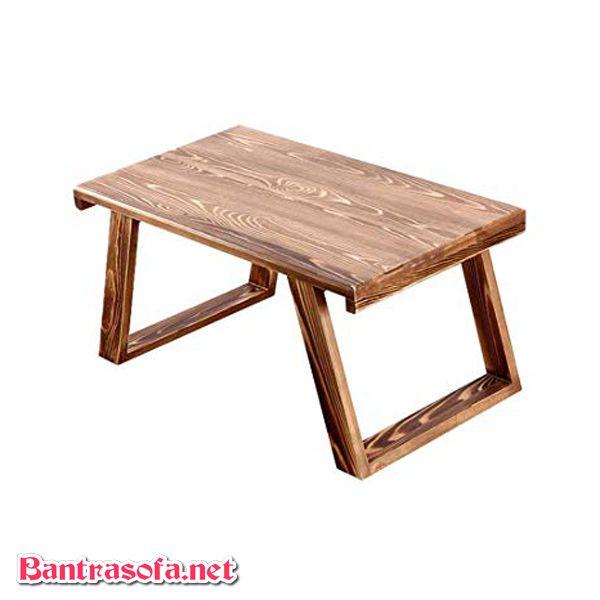 bàn osin gấp gỗ keo