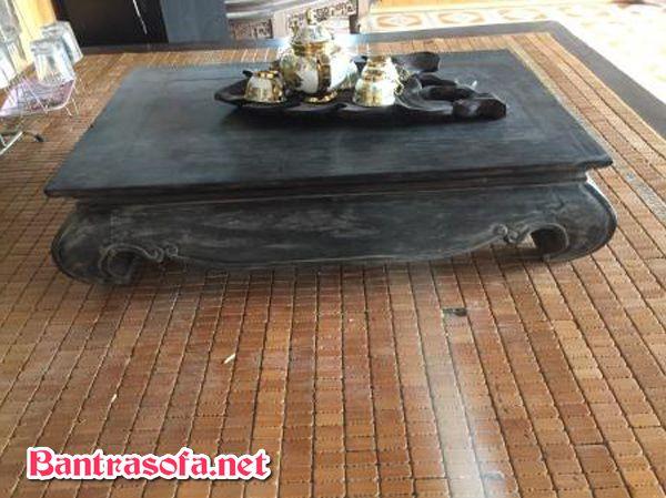 bàn osin gỗ gụ cổ
