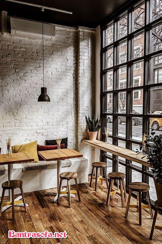 bàn ghế uống trà hiện đại