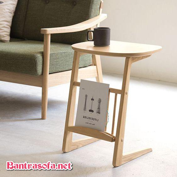 bàn trà chân chữ z
