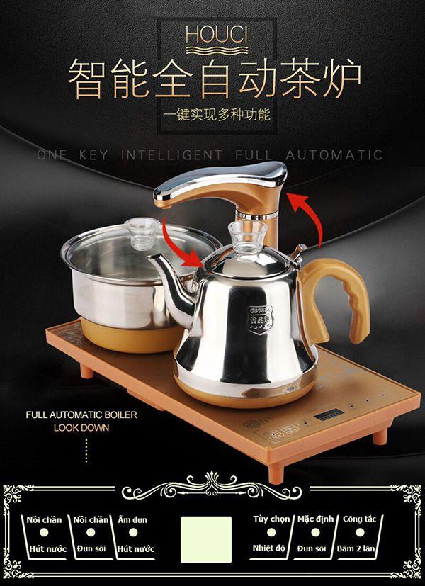 bàn trà điện tiếng Việt