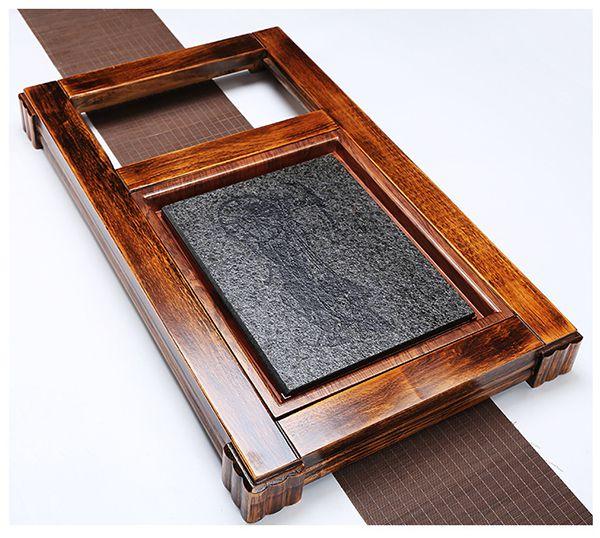 Thiết kế bàn trà điện hiện đại tinh tế.