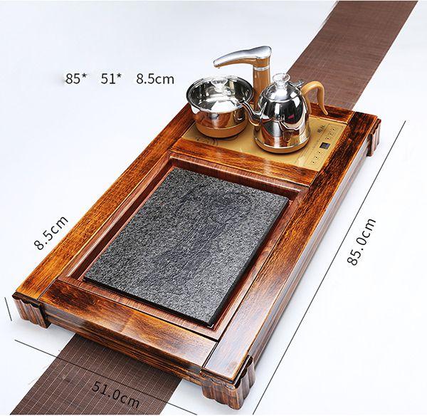 Kích thước bàn trà điện đa năng.