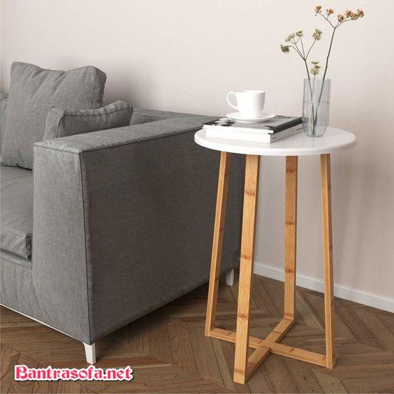 bàn bên sofa hiện đại