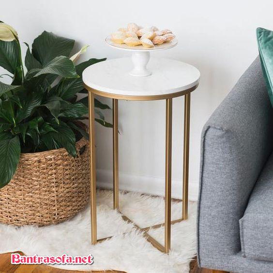 bàn dùng cạnh ghế sofa