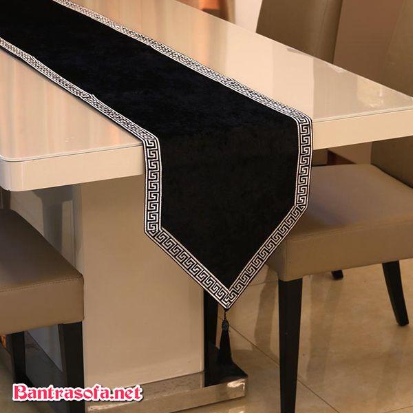 khăn trải bàn cho bàn trà đẹp