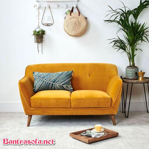 Cách chọn sofa cho phòng khách nhỏ chính là nên chọn kiểu dáng sofa văng hoặc góc nhỏ tương ứng.