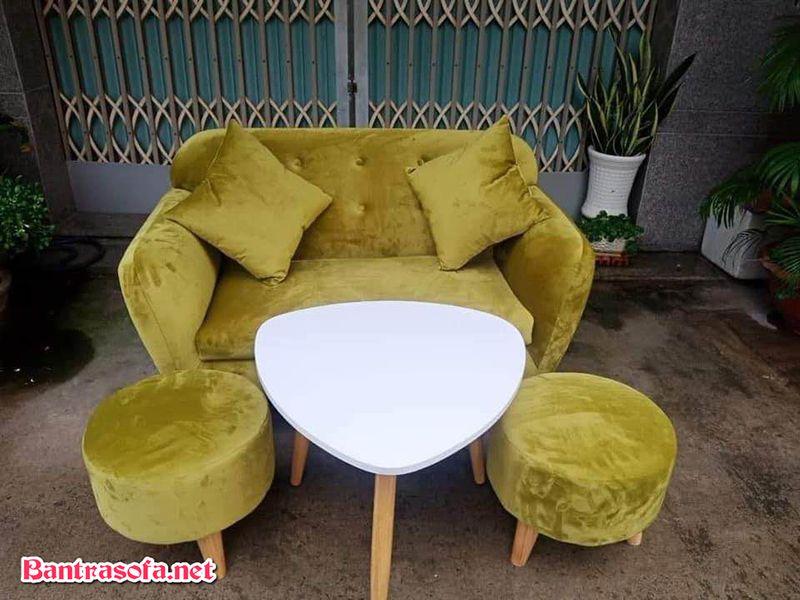 Nên dùng sofa nỉ hay da khi chúng cũng rất đẹp và có giá thành rẻ?