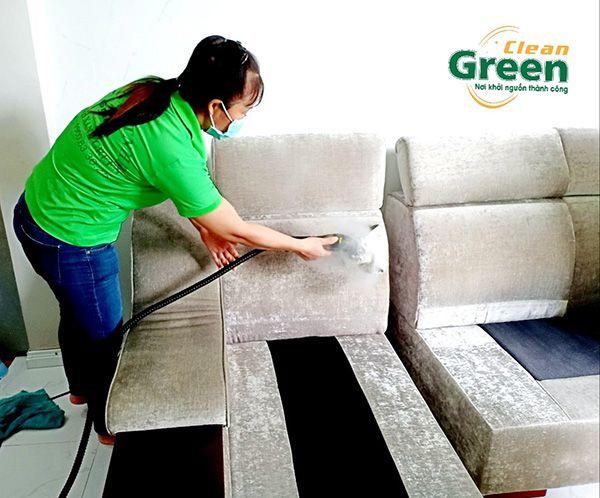 Đảm bảo đệm ghế sofa, đệm ngồi đều sạch sẽ thông thoáng sau 1 thời gian sử dụng