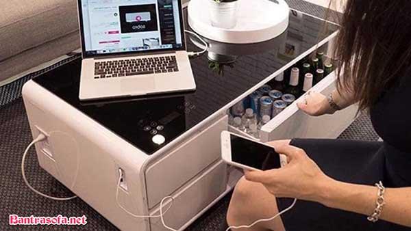 Bàn sofa tủ lạnh thiết kế an toàn hạn chế dò điện