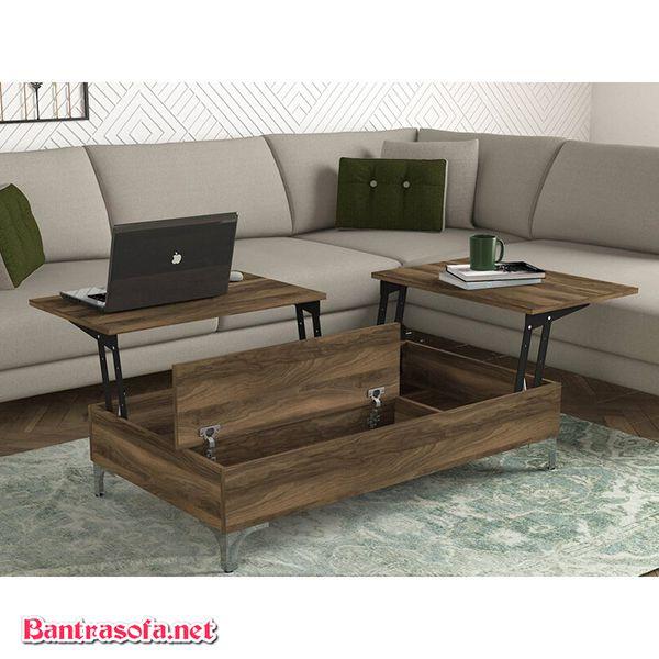 bàn sofa kết hợp bàn ăn