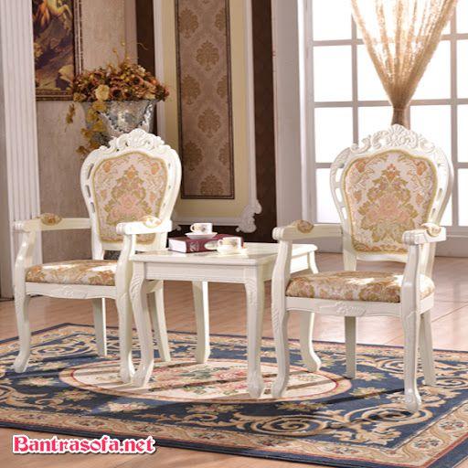 bộ bàn ghế kẹp trà tân cổ điển