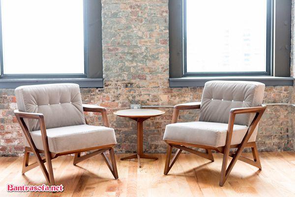 bộ bàn ghế kẹp trà đẹp chân thấp