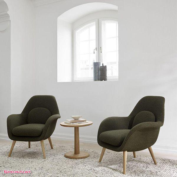 bộ bàn ghế kẹp trà màu xám đen
